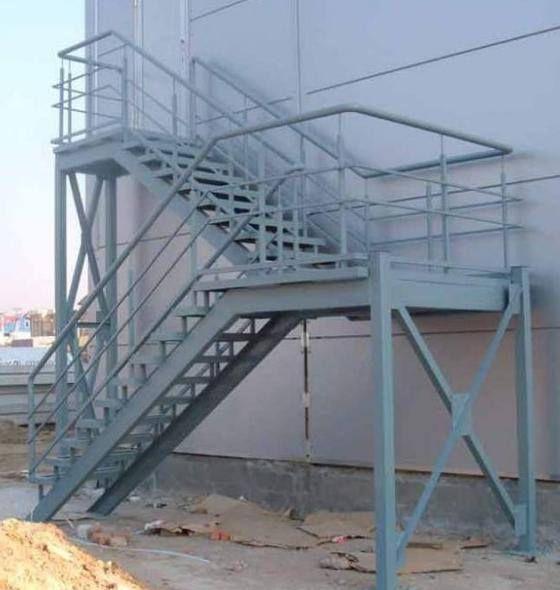 Лестницы Одесса, из металла