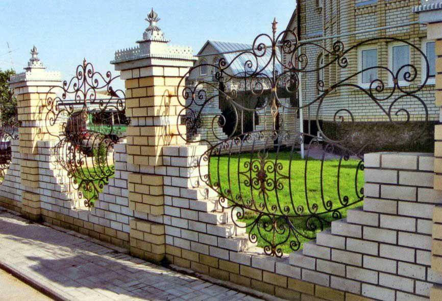 Заборы ограждения Одесса